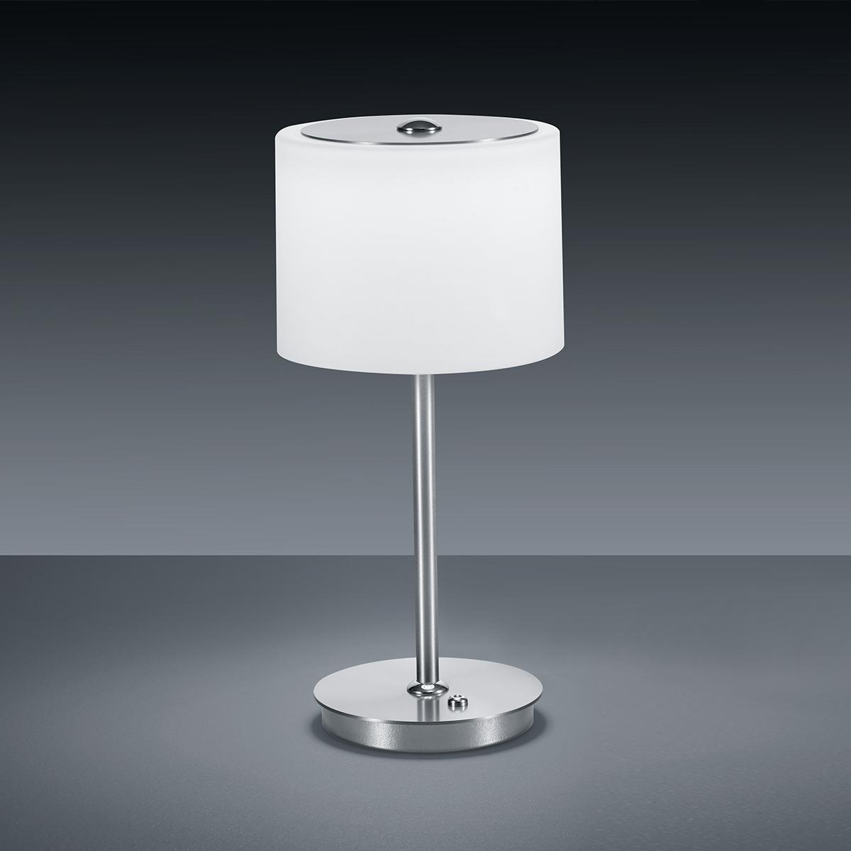 Tischleuchten von BANKAMP Leuchtenmanufaktur LED-Tischleuchte Grazia 5997/1-92