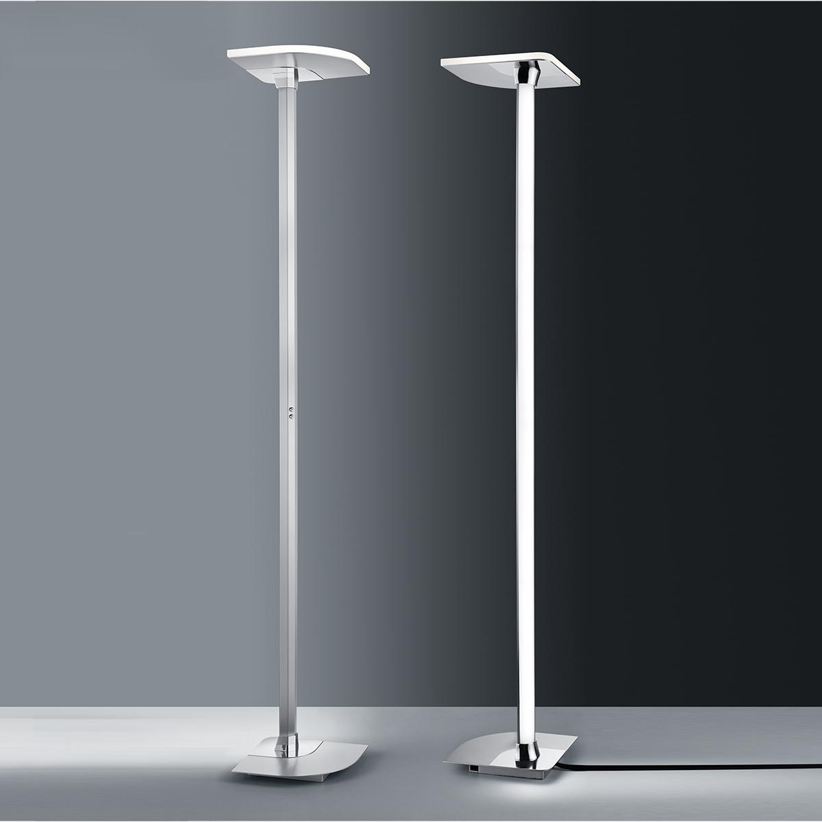 LED-Stehleuchten von BANKAMP Leuchtenmanufaktur LED-Standleuchte Enzo 6075/1-92