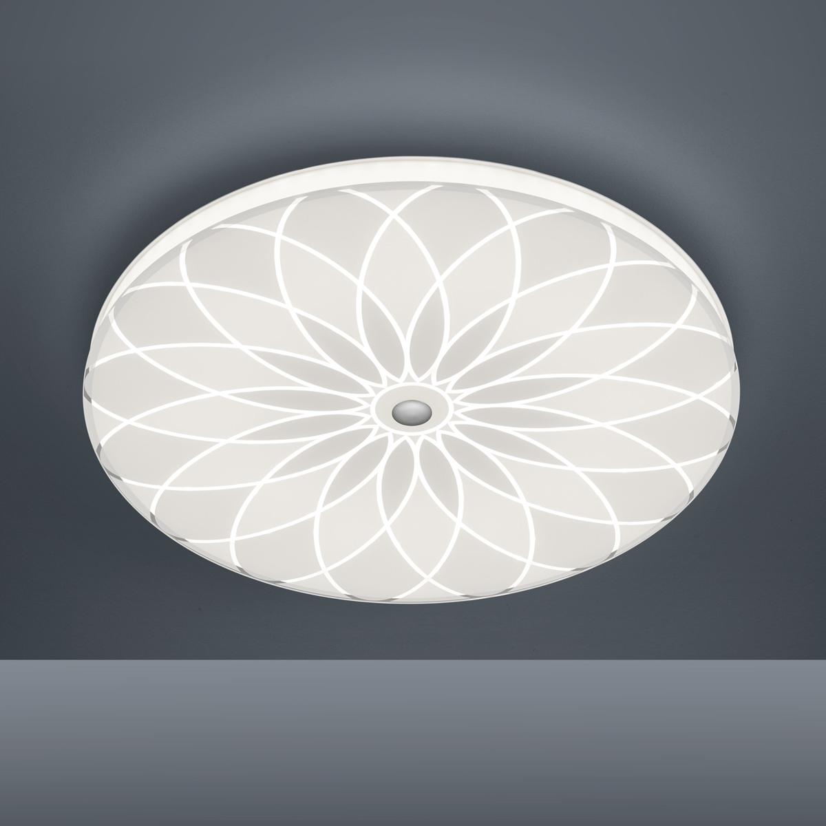 BANKAMP Leuchtenmanufaktur Artikel von BANKAMP Leuchtenmanufaktur LED-Deckenleuchte Mandala 7718/420-07