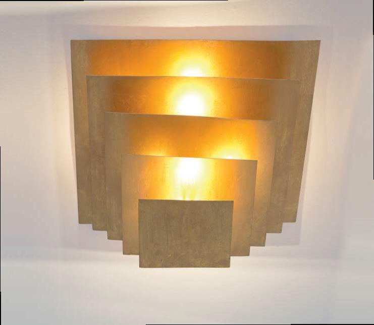 LED- Deckenleuchte VISIERA