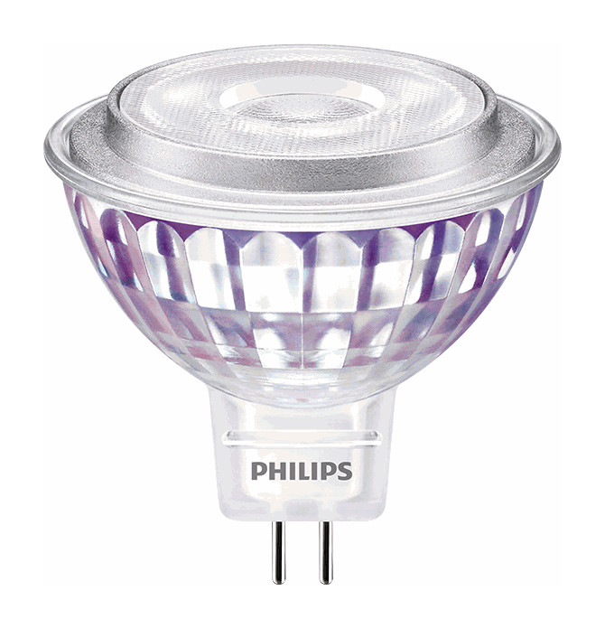 Halogenlampen GU5,3 von UNI-Elektro PHILIPS MAS LED spot VLE D 7-50W MR16 827 36D 70835400