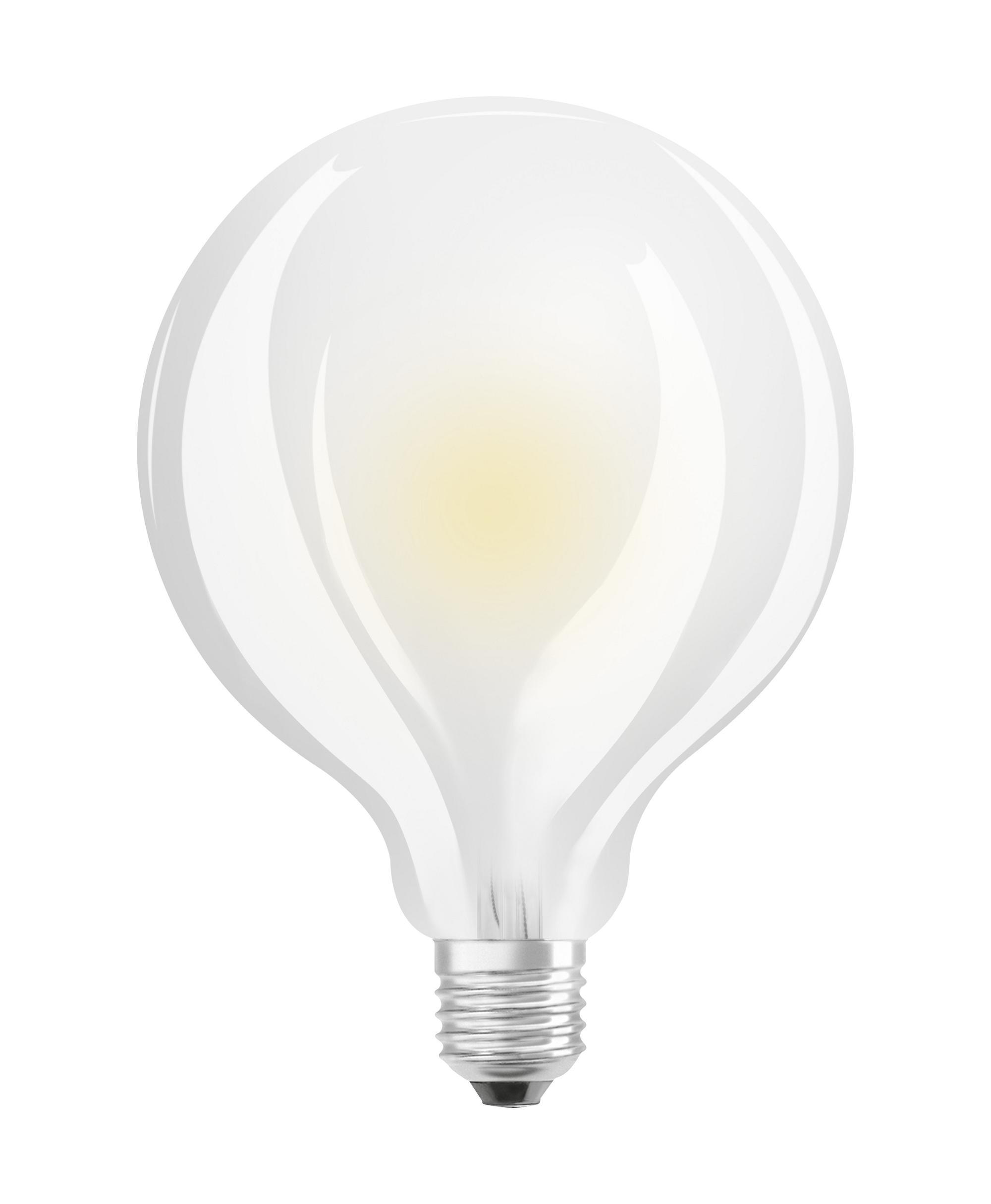Osram Globelampe matt / 7W warmweiß von UNI-Elektro