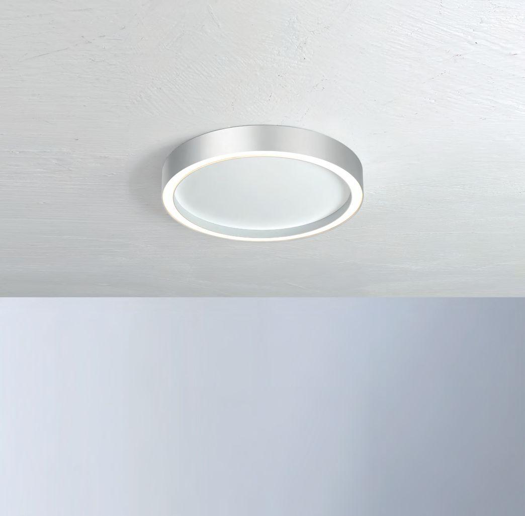 Aura LED Deckenleuchte/ Durchmesser 30 cm von Bopp Leuchten