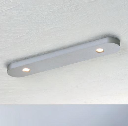 Close LED Deckenleuchte/ 2 flammig von Bopp Leuchten