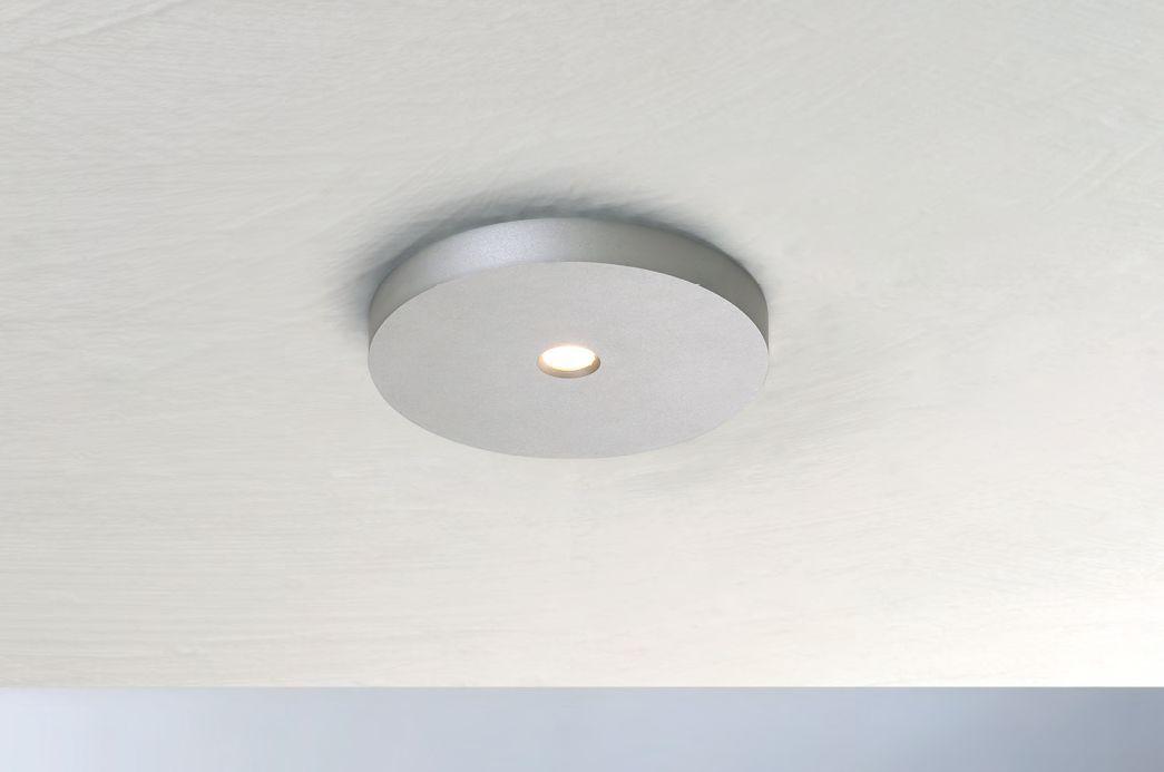 Close LED Deckenleuchte/  Durchmesser 12 cm von Bopp Leuchten