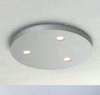 Close LED Deckenleuchte/  Durchmesser 20 cm von Bopp Leuchten