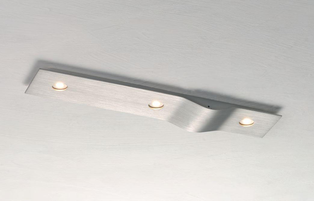 Wave LED Deckenleuchte/ 3 flammig von Bopp Leuchten