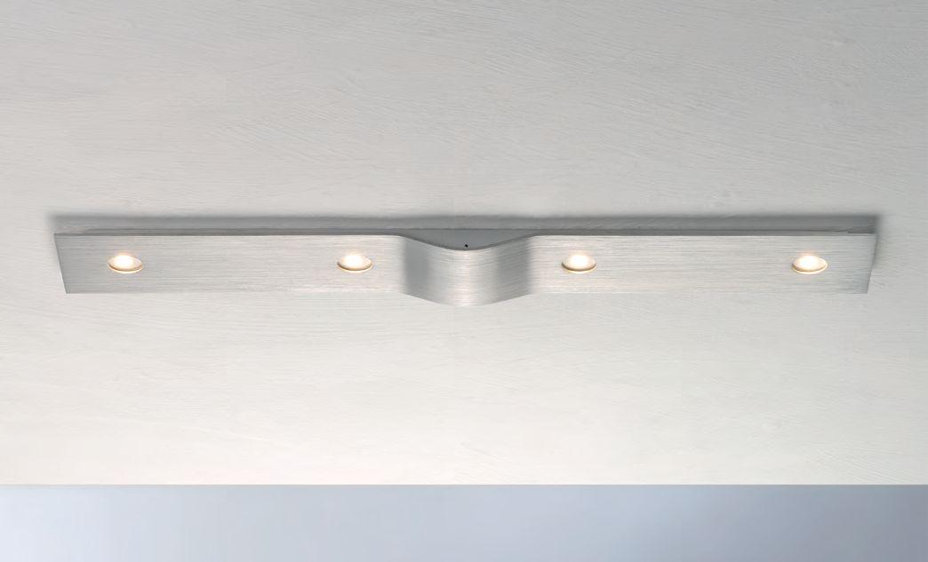 Wave LED Deckenleuchte/ 4 flammig von Bopp Leuchten
