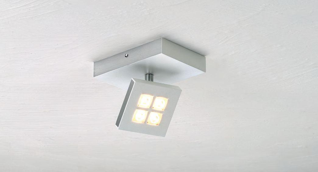 Gamma LED Deckenleuchte/ 1 flammig von Bopp Leuchten