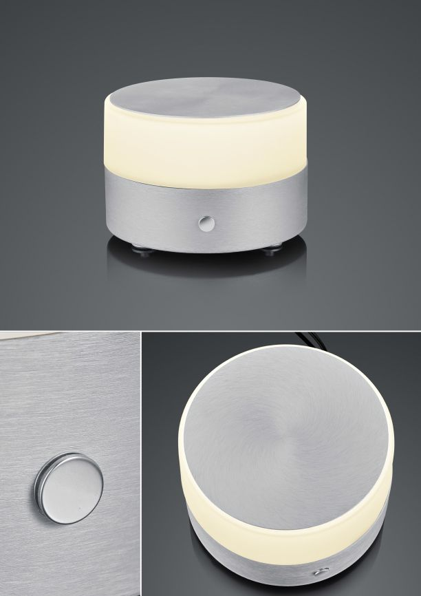 Button LED-Tischleuchte/ klein von BANKAMP Leuchtenmanufaktur