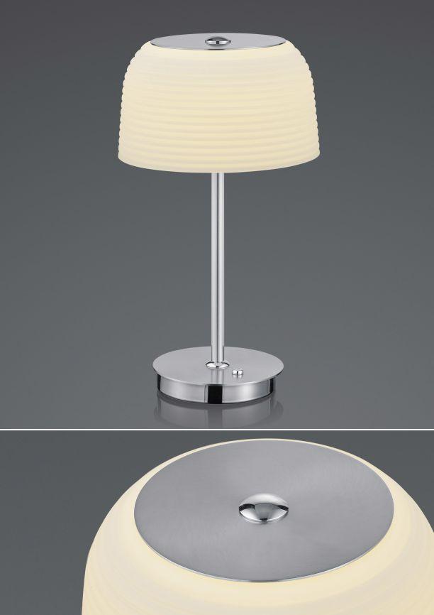 LED-Tischleuchte Nelia von BANKAMP Leuchtenmanufaktur