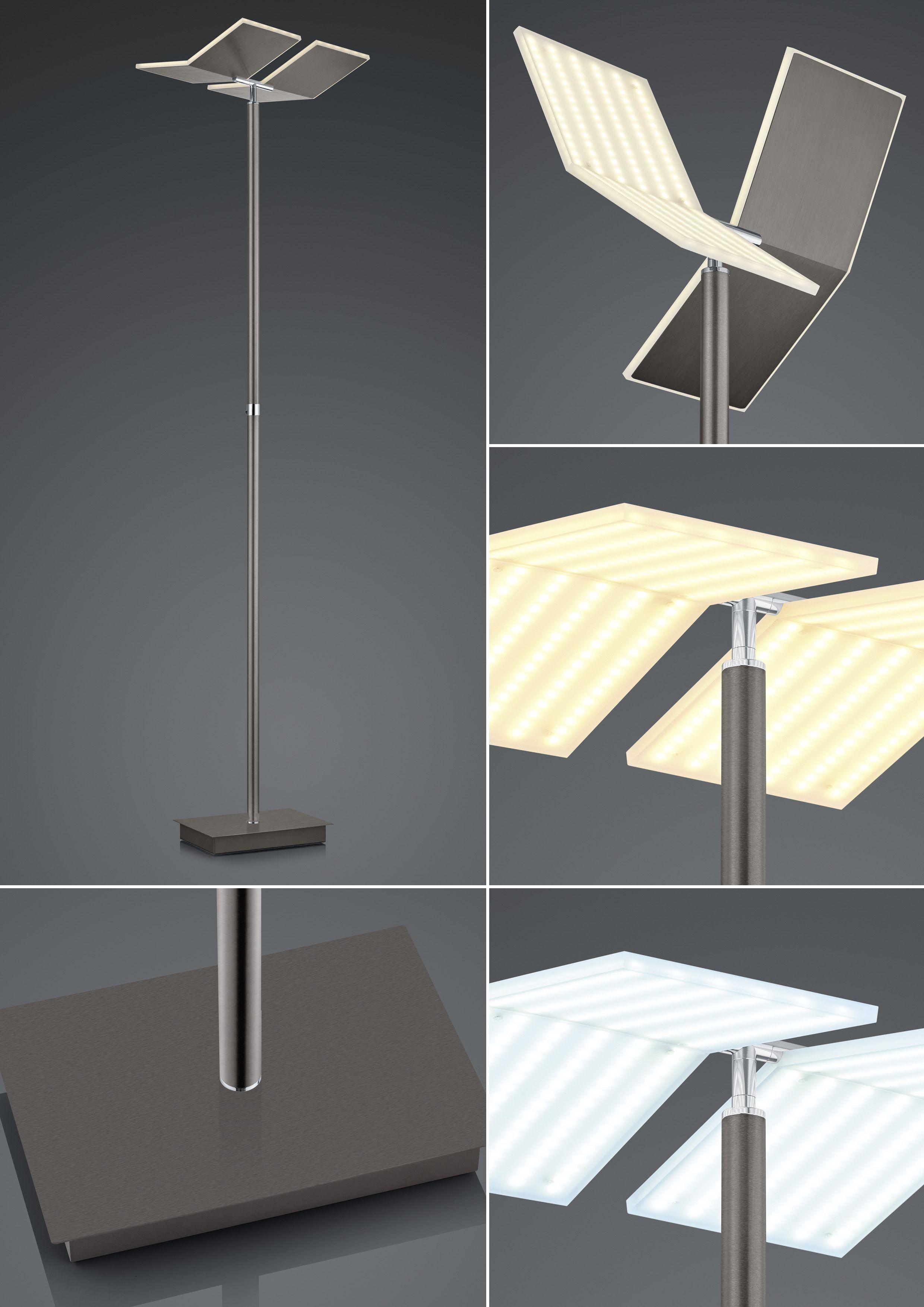 LED-Stehleuchte Domi von B-Leuchten