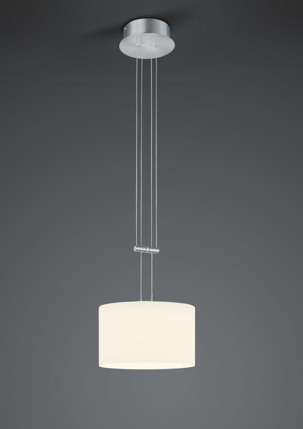 LED-Pendelleuchte Grazia/ 1 flammig / groß von BANKAMP Leuchtenmanufaktur