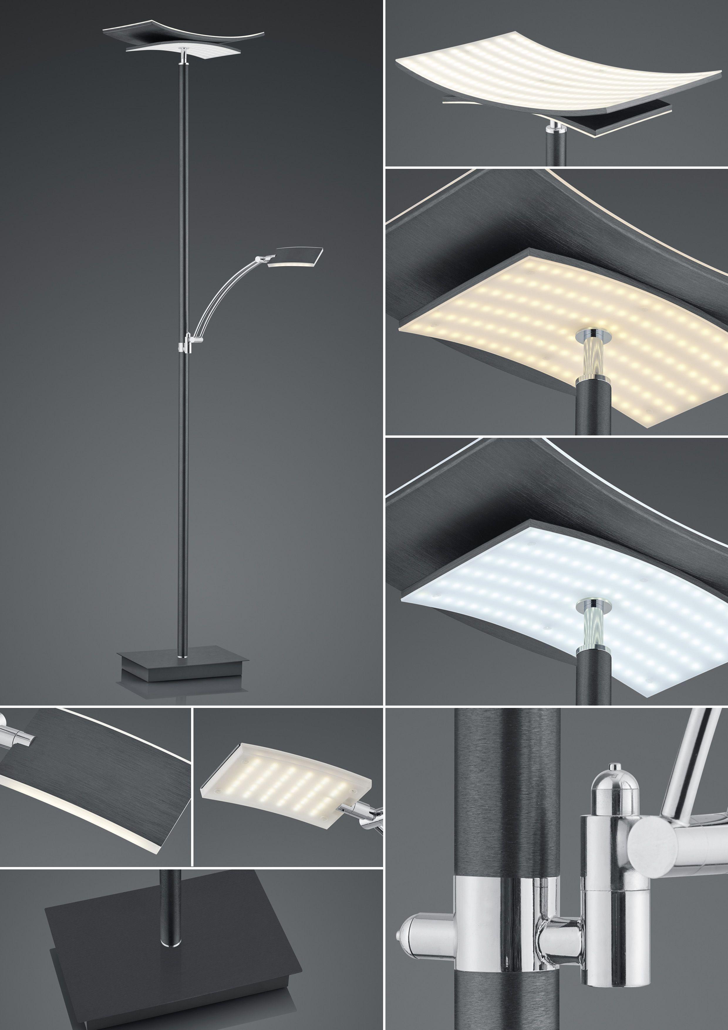 LED-Stehleuchte Liberty von B-Leuchten