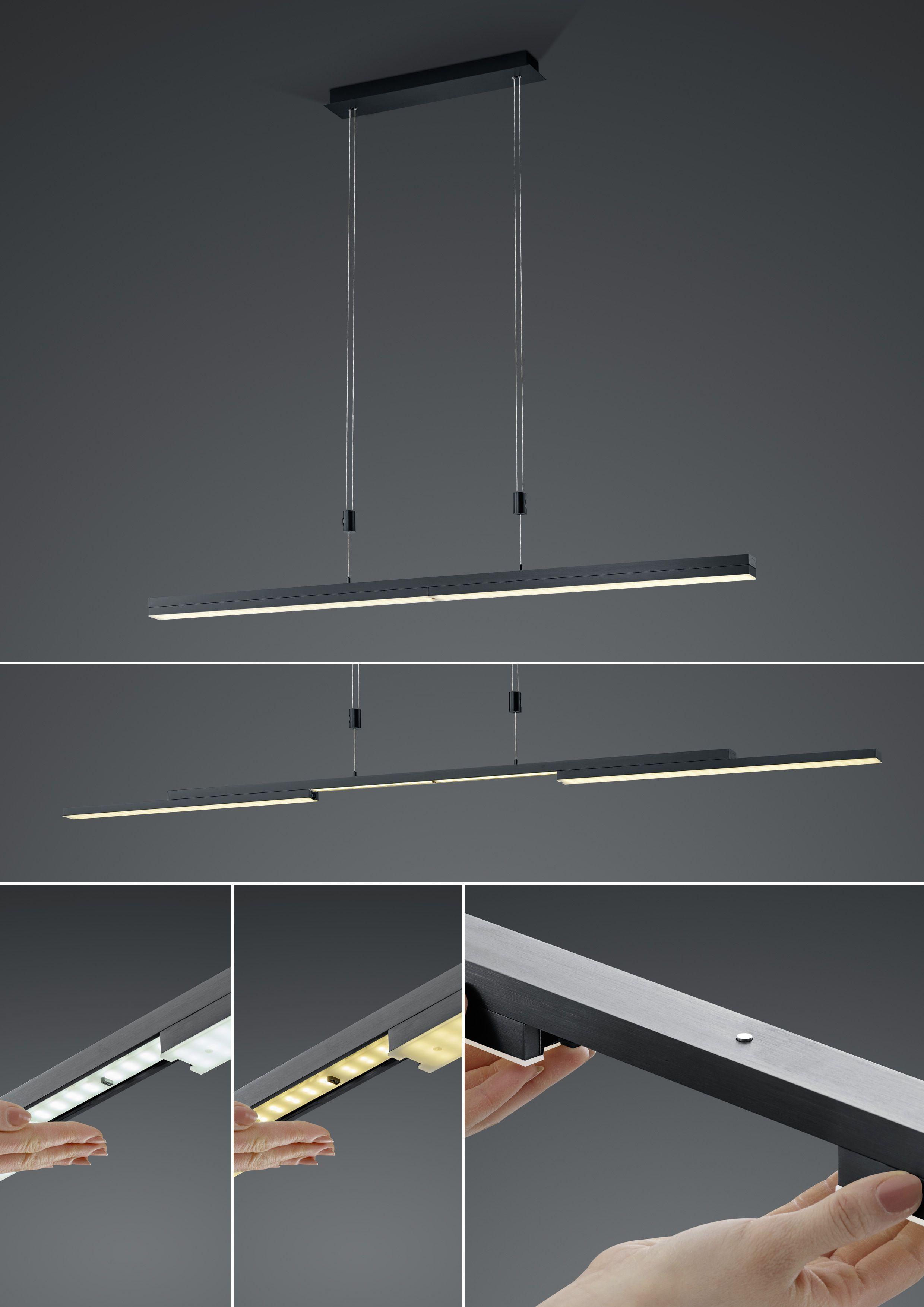 LED-Hängeleuchte Expanda X von B-Leuchten
