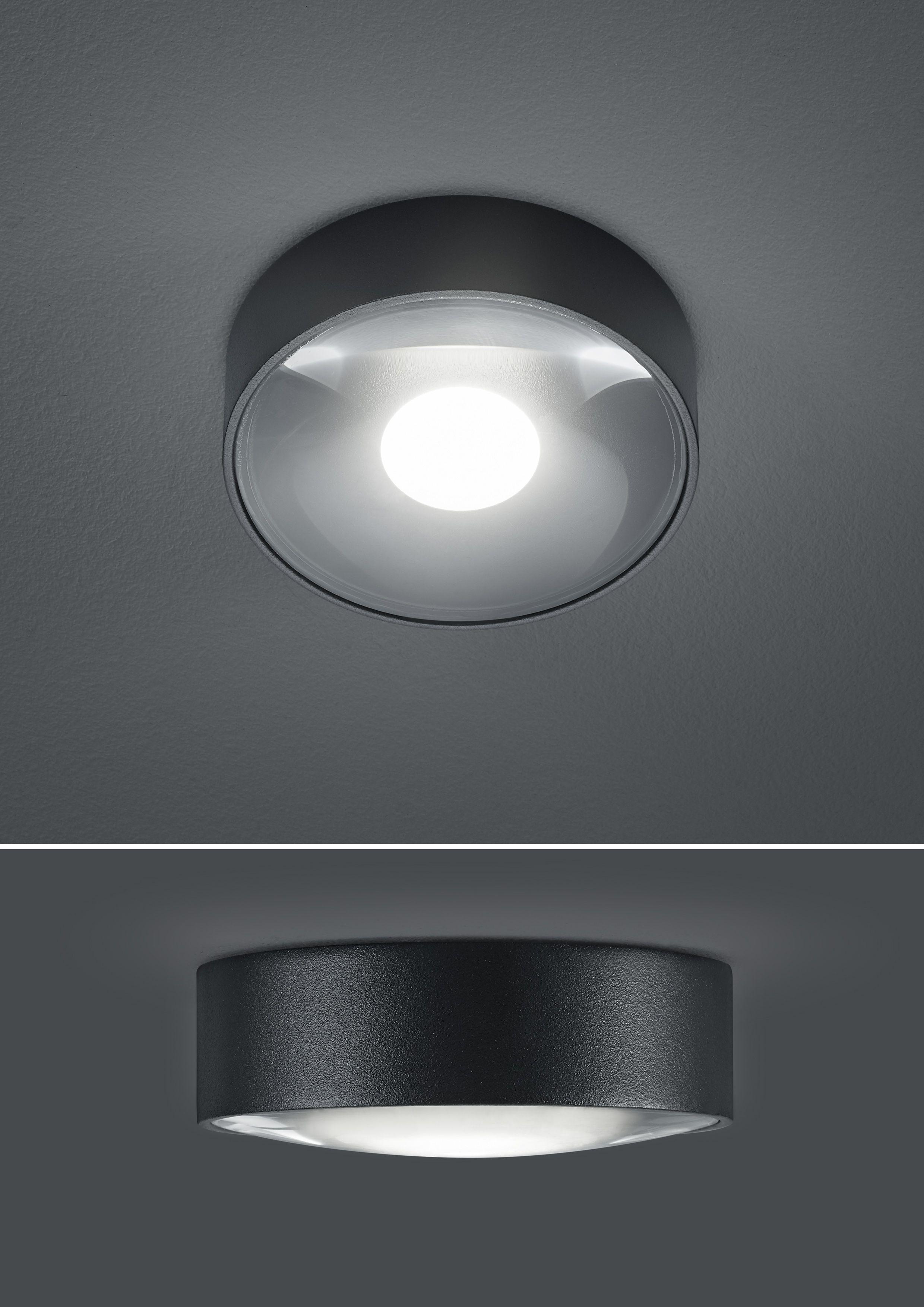 LED-Deckenleuchte Cona von B-Leuchten