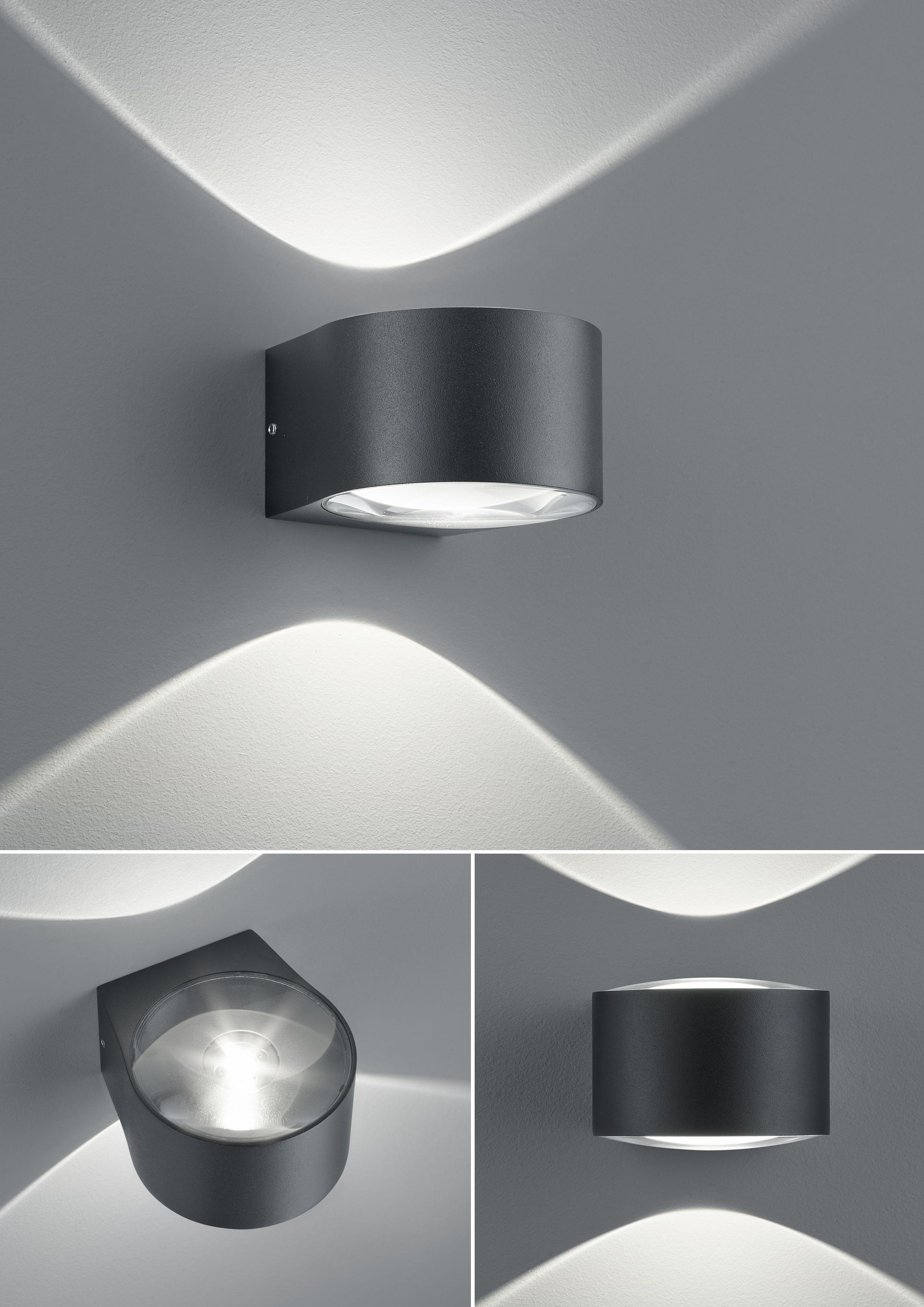 LED-Wandleuchte Cona von B-Leuchten