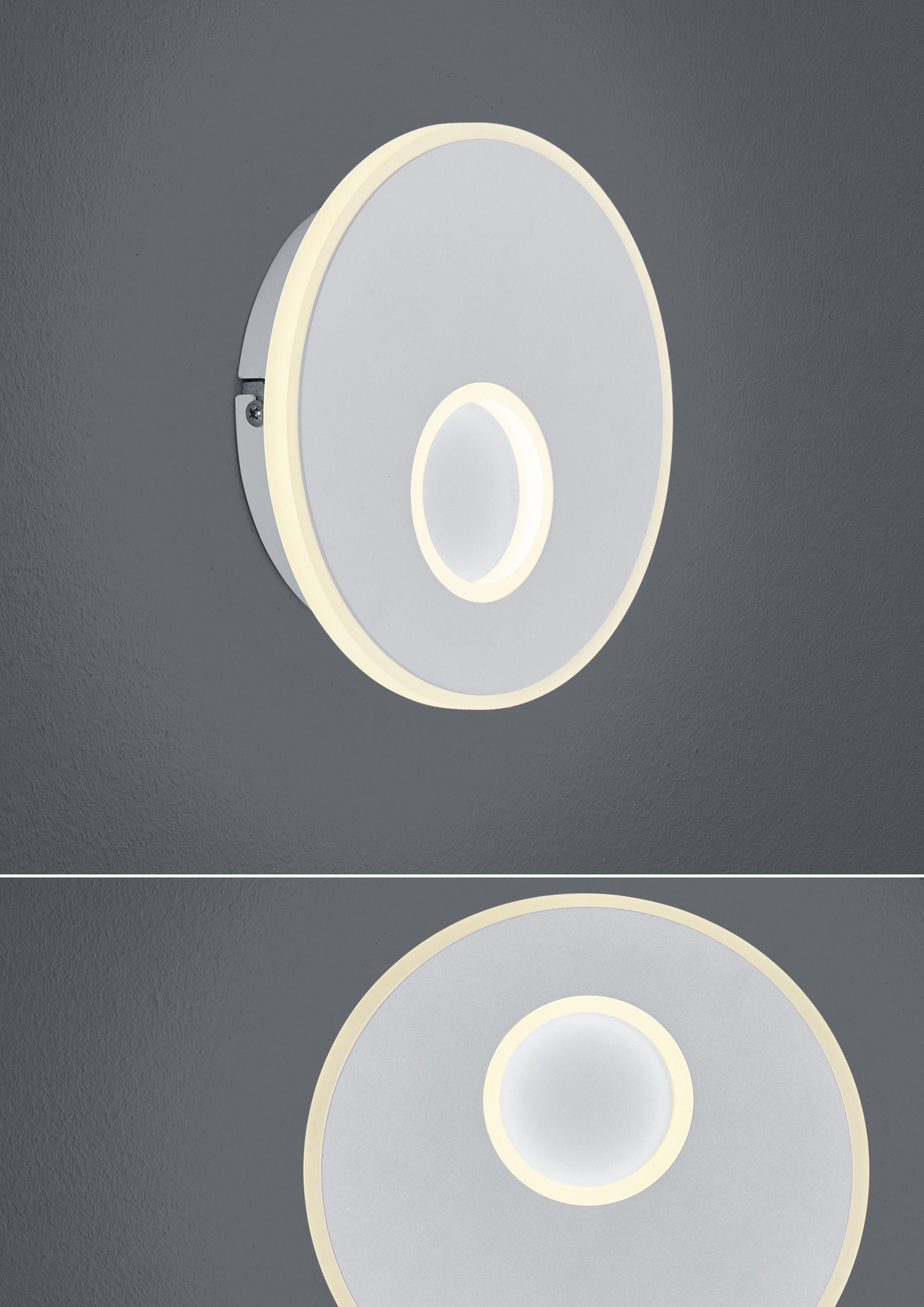 LED-Deckenleuchte/ Wandleuchte Mars von B-Leuchten