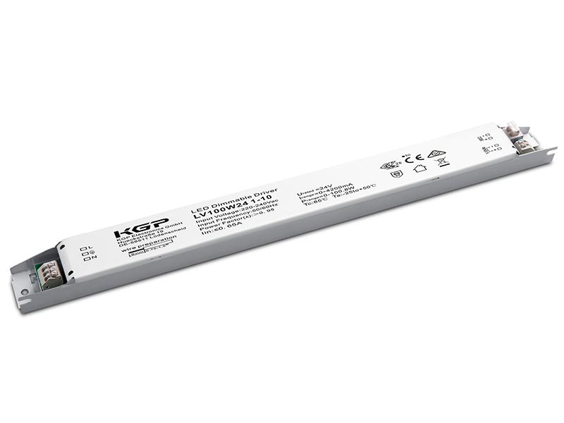 KGP Electronics GmbH Artikel von KGP Electronics GmbH LED- Treiber 24V/100W, dimmbar 1-10V LV100W24 1-10