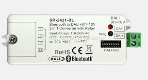 Dimmer von LED-KING Bluetooth to DALI/ 0-10V Controller SR-2421-BL-TY