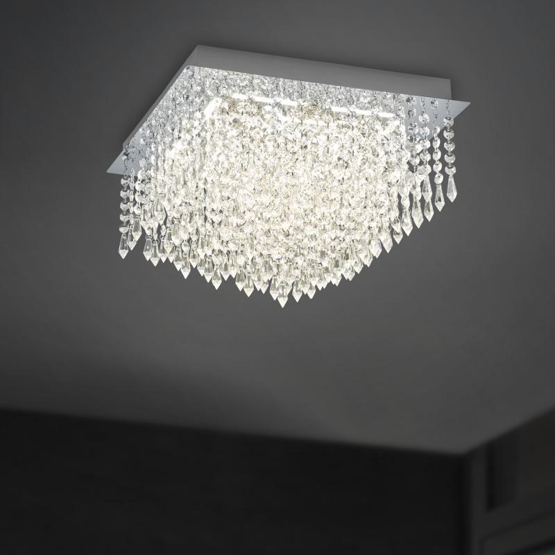 LED-Deckenleuchte Palace von B-Leuchten