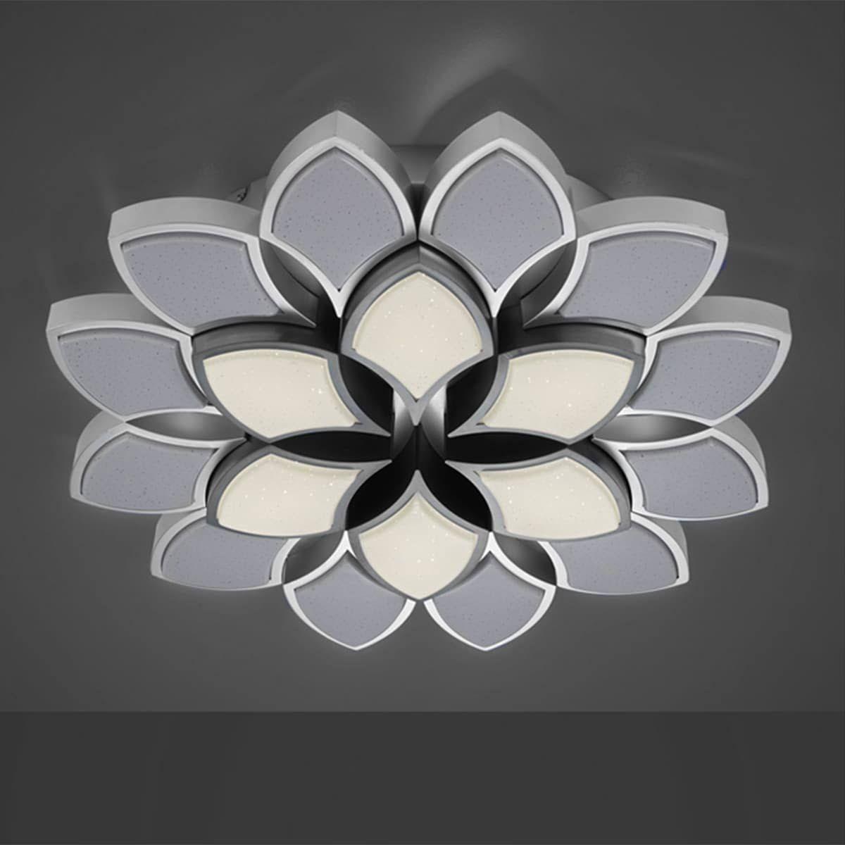 Rose LED-Deckenleuchte