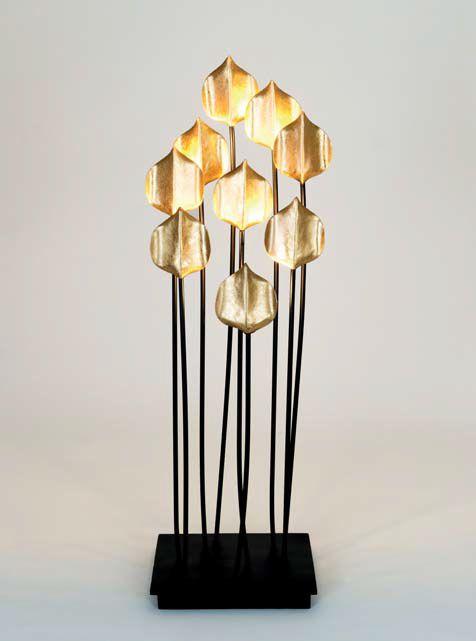 Holländer LeuchtenLED Tischleuchte 7-flg. ORGANIZZATORE300 K 12274