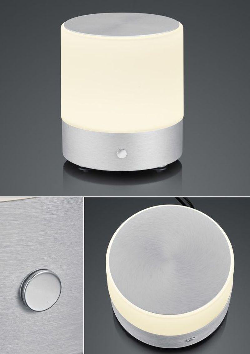 Button LED-Tischleuchte/ groß von BANKAMP Leuchtenmanufaktur