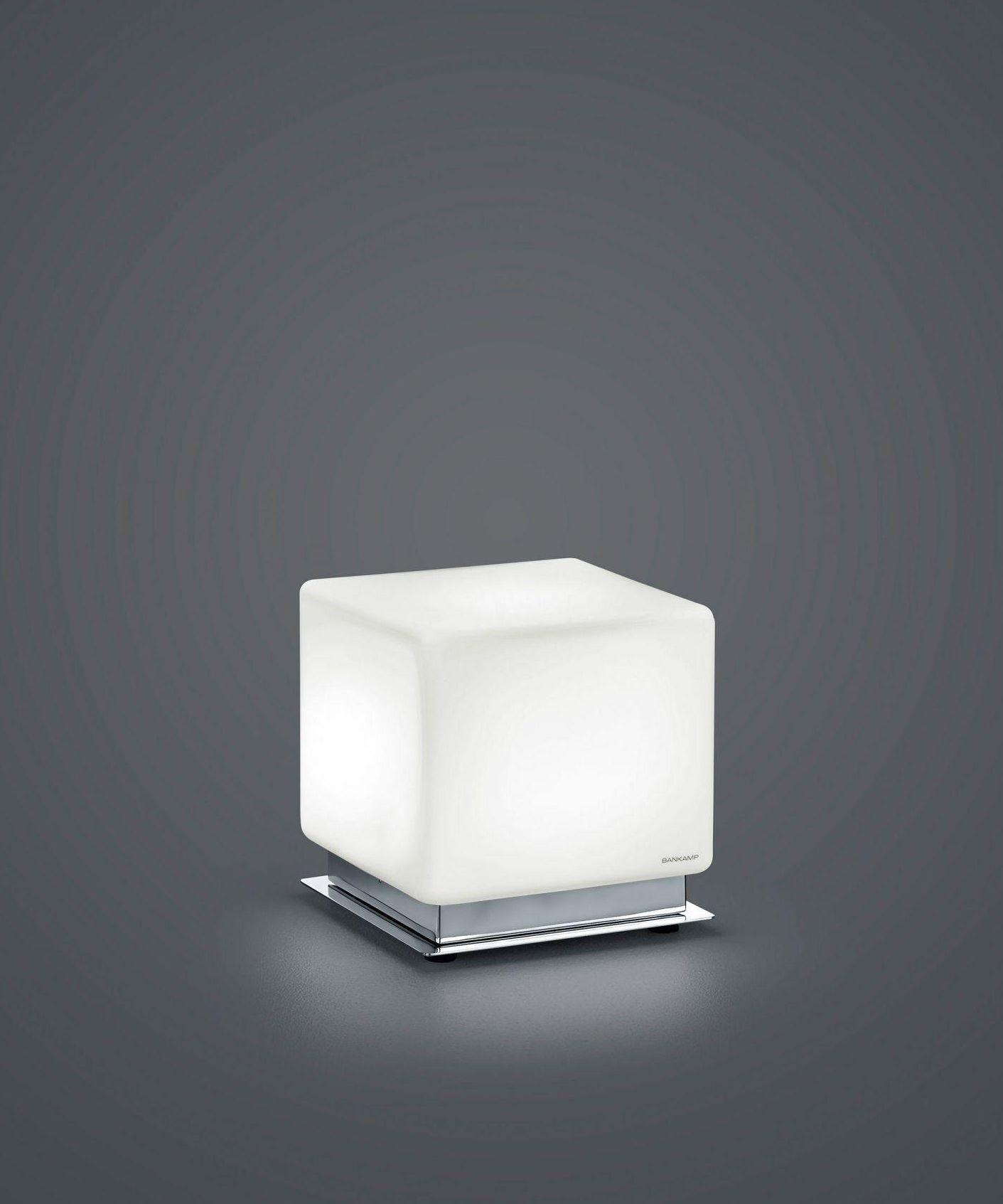 BANKAMP LeuchtenmanufakturLED-Tischleuchte Cubus5960/1-02