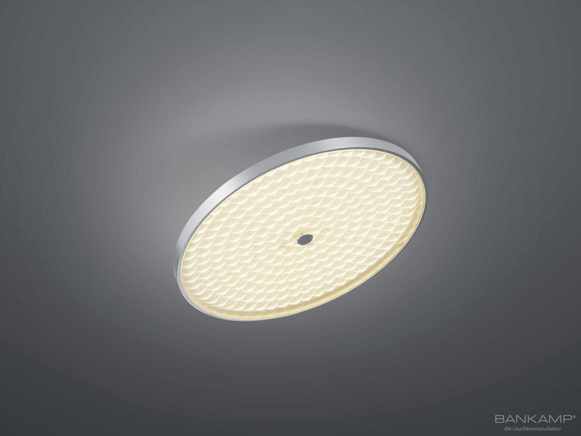 BANKAMP LeuchtenmanufakturLED-Deckenleuchte Solid7763/1-92