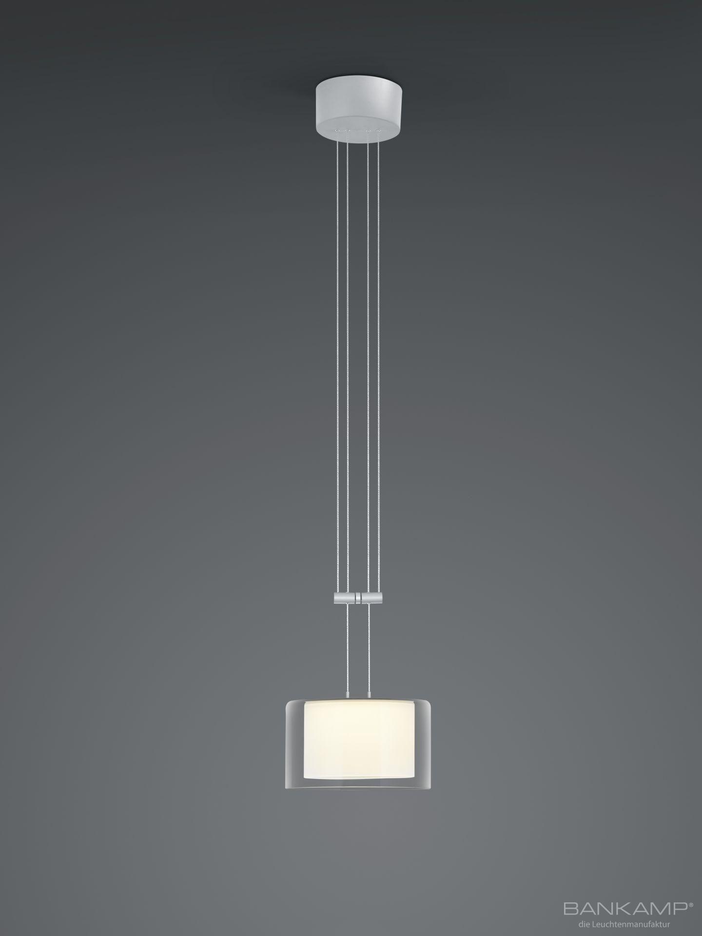 BANKAMP LeuchtenmanufakturLED-Pendelleuchte Grace 1 flammig2213/1-36