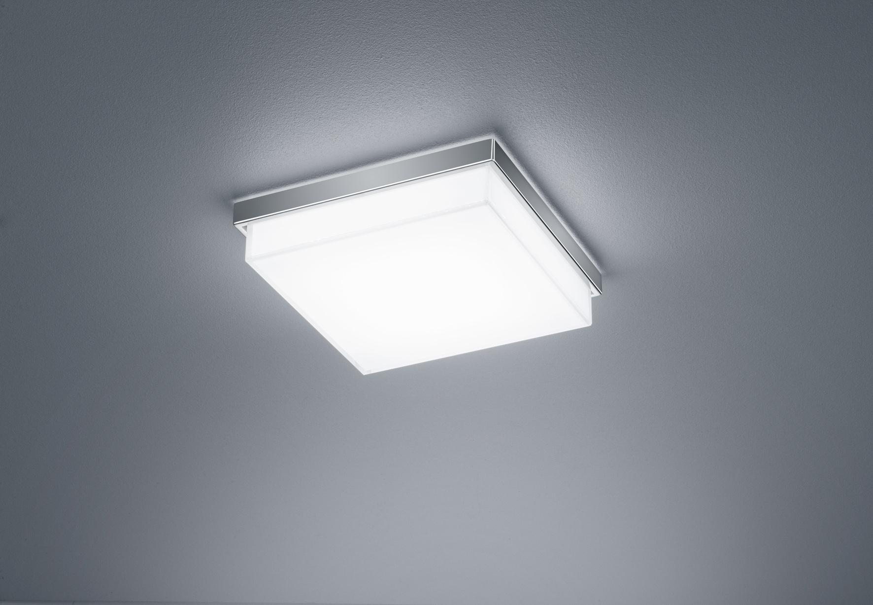 COSI LED Deckenleuchte/ nickel von Helestra Leuchten