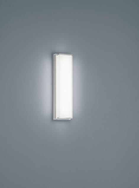 Cosi Wandleuchte/ Deckenleuchte / klein-mattnickel von Helestra Leuchten