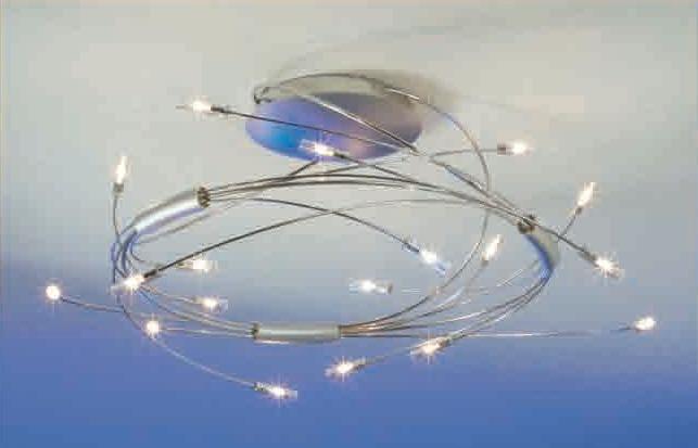 SPIN Deckenleuchte 24flammig (11882424) von Escale Leuchten