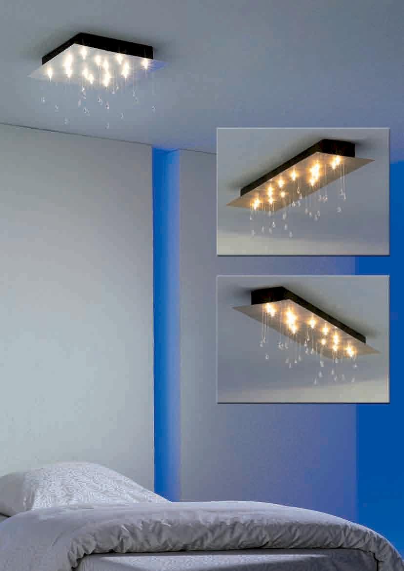 CRYSTAL RAIN Quadrat (16161555) von Escale Leuchten