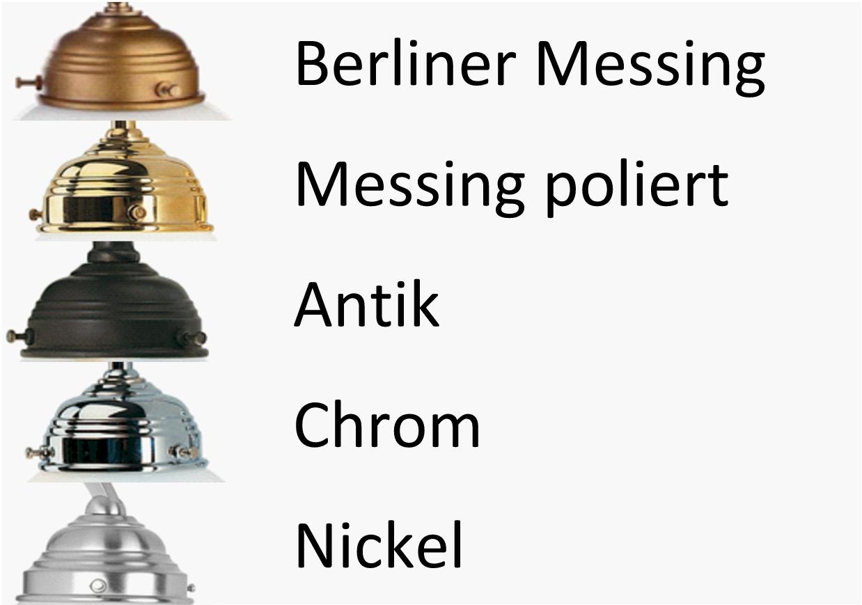Berliner Messinglampen Artikel von Berliner Messinglampen Deckenleuchte PS11-123op B