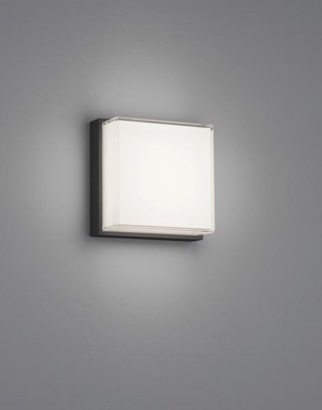 Helestra LeuchtenGLAN LED-WandleuchteA182007.93