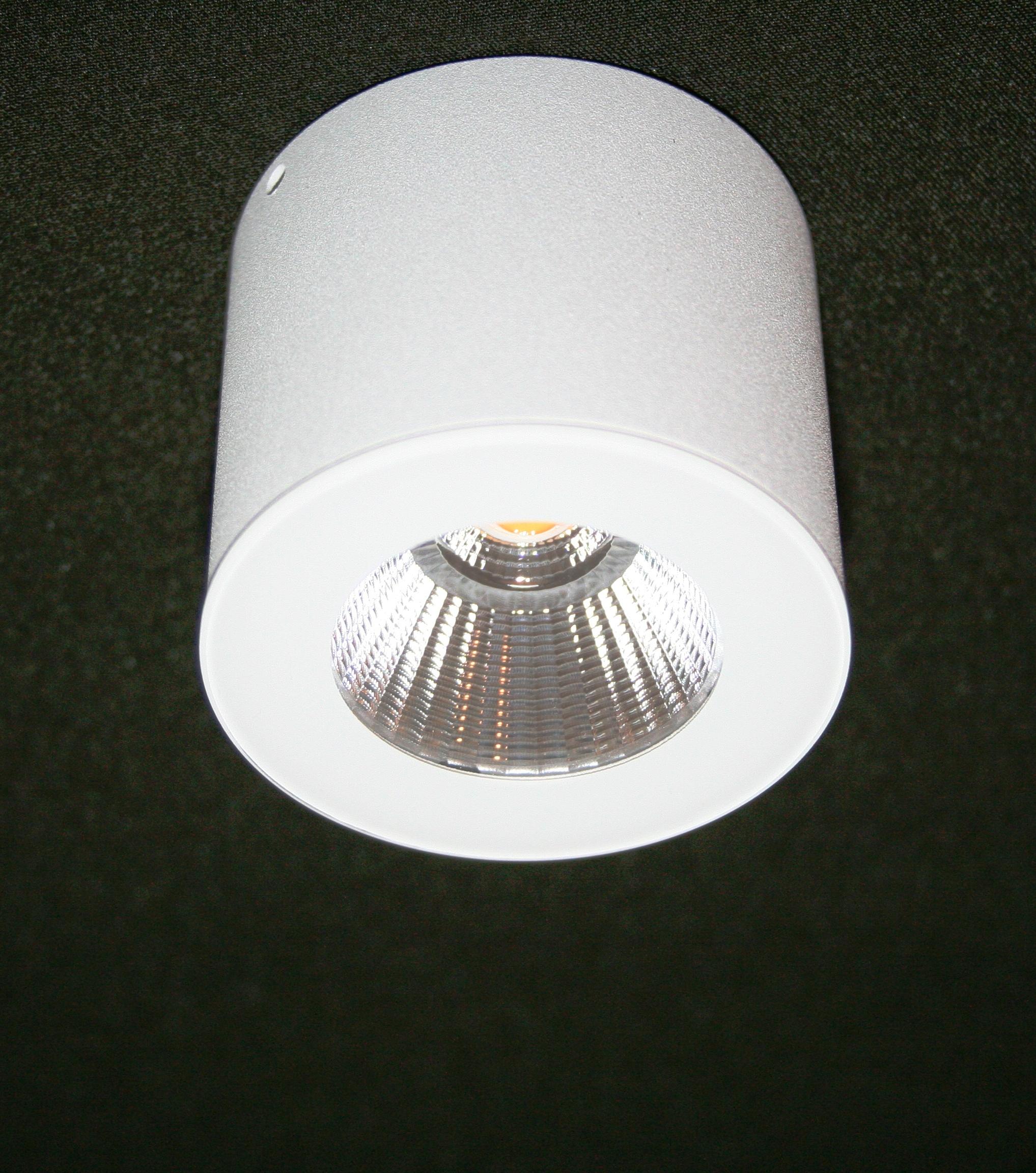 LED-Deckenleuchten von Helestra Leuchten OSO LED- Deckenleuchte 15/1553.07