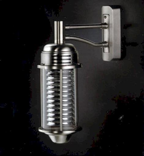 Garden Light Artikel von Garden Light FUTURA 2 INOX Hängeleuchte 95022/E20PCT/RSI/SAT