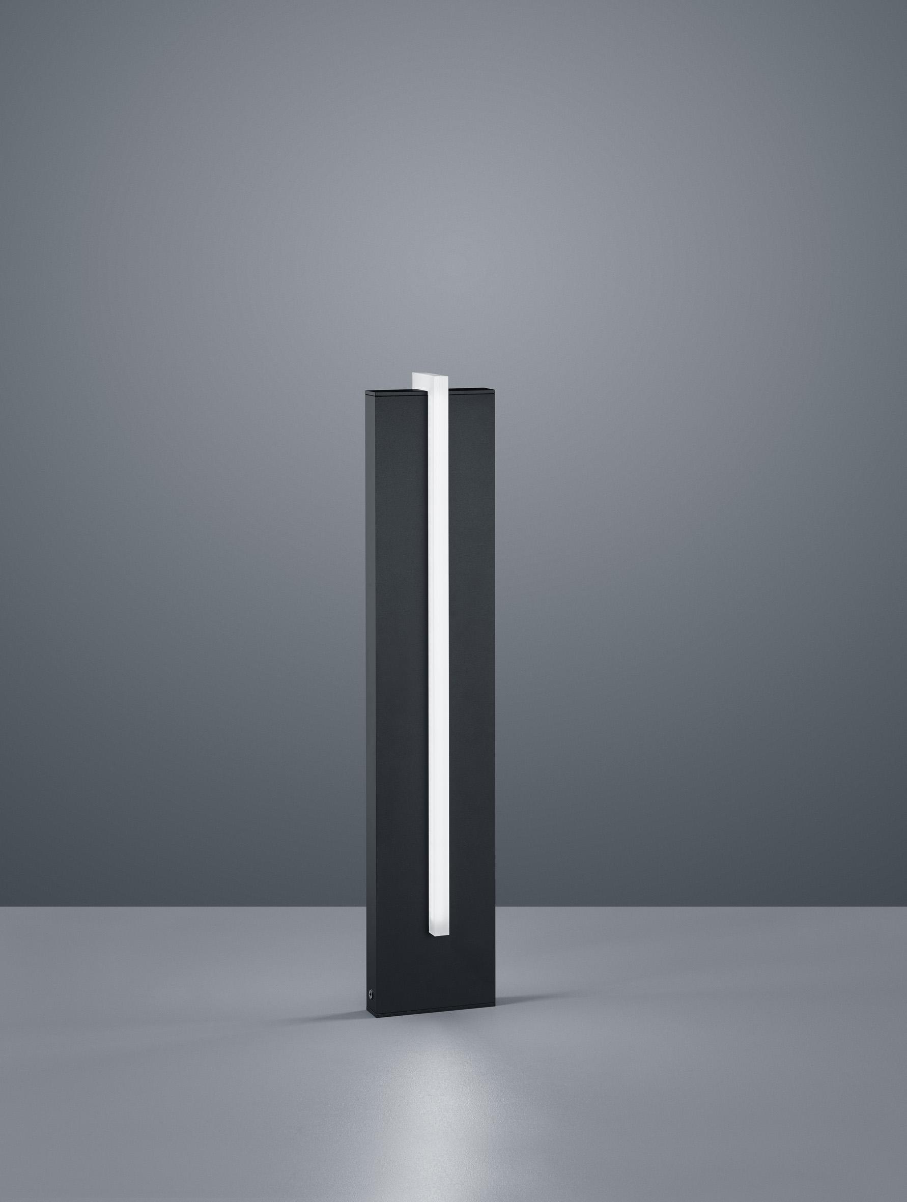 Aussenleuchten von Helestra Leuchten OKI LED- Pollerleuchte A19803.93