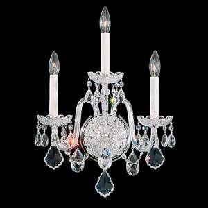 SCHONBEK Leuchten Artikel von SCHONBEK Leuchten Olde World Kristallwandleuchte 6808-40A