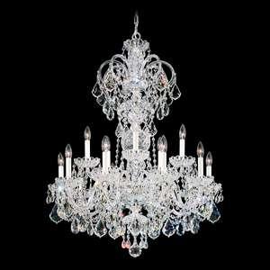 SCHONBEK Leuchten Artikel von SCHONBEK Leuchten Olde World Kristallluster 6814-40A
