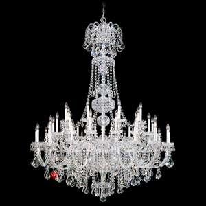 SCHONBEK Leuchten Artikel von SCHONBEK Leuchten Olde World Kristallluster 6861-40A