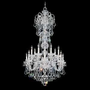 SCHONBEK Leuchten Artikel von SCHONBEK Leuchten Olde World Kristallluster 6817-40A