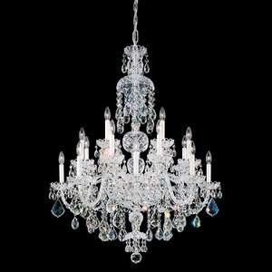 SCHONBEK Leuchten Artikel von SCHONBEK Leuchten Olde World Kristallluster 6860-40A