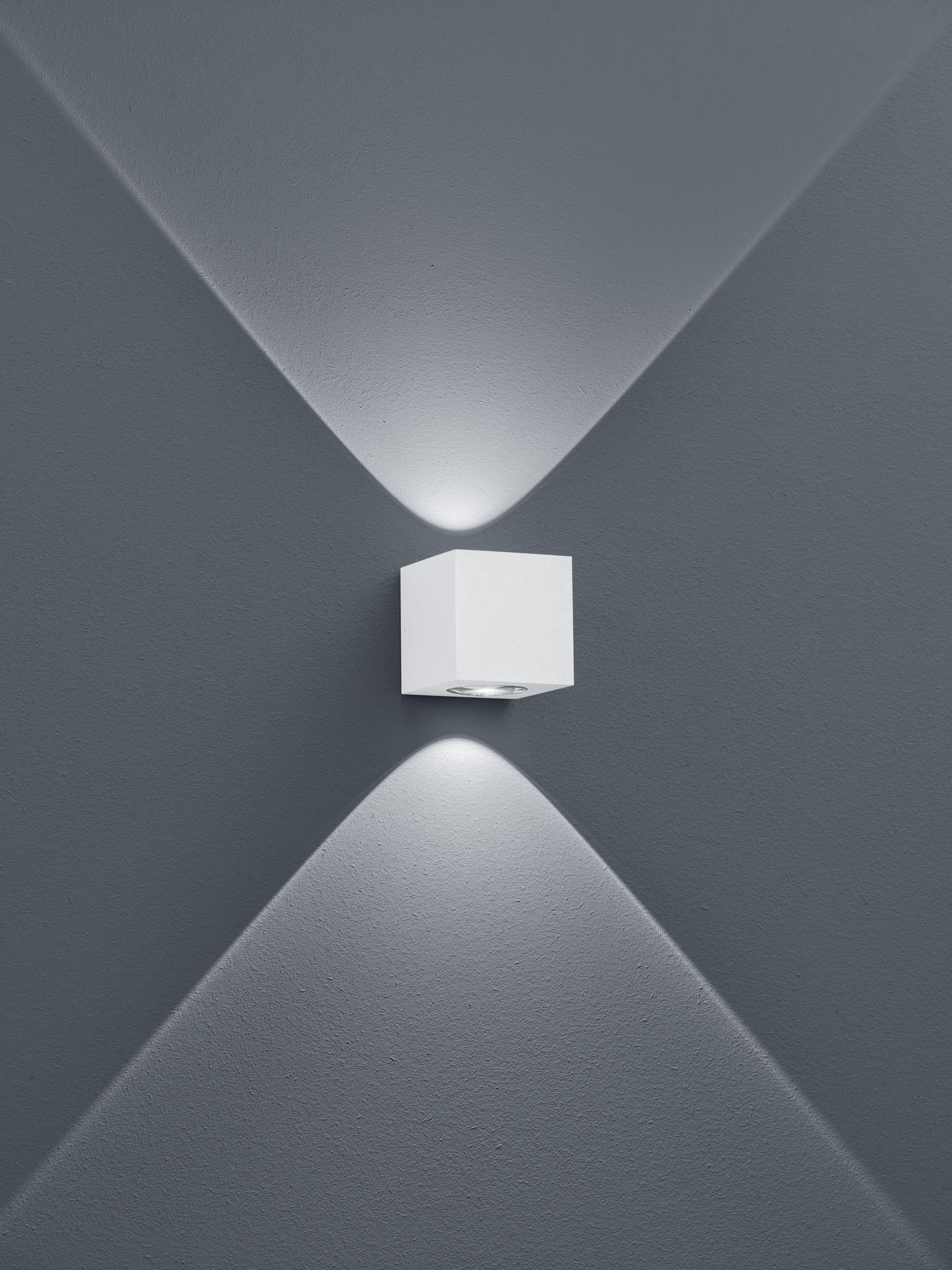 Helestra LeuchtenPEKA LED-WandleuchteA28807.07