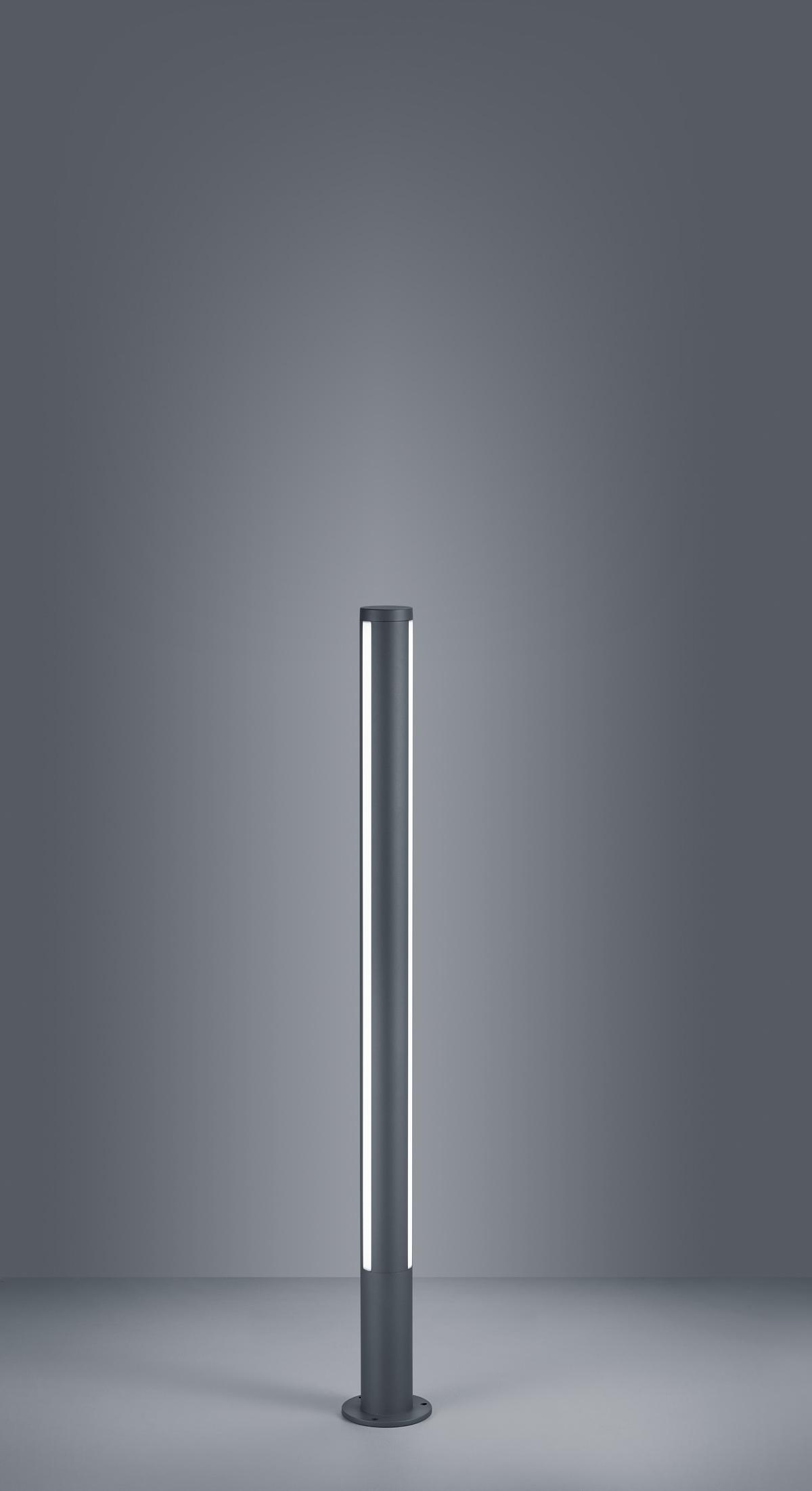 Bodenleuchten von Helestra Leuchten PIER 2 Pollerleuchte A19902.93