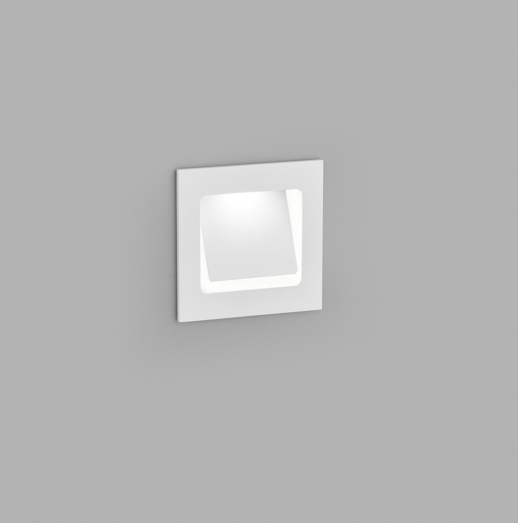 SENT LED - Wandeinbauleuchte von Helestra Leuchten