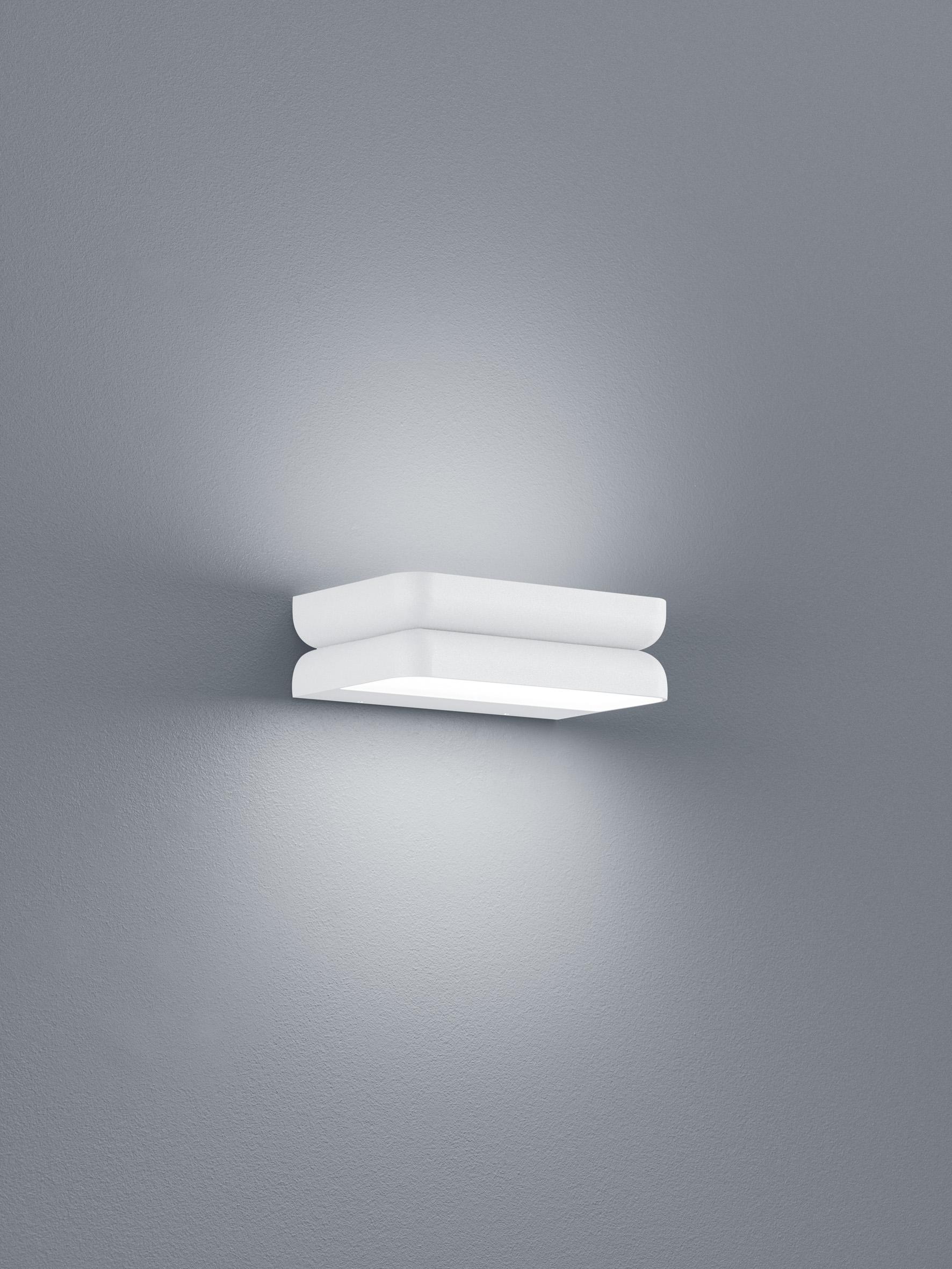 Aussenleuchten von Helestra Leuchten SNAP LED-Wandleuchte A28804.07