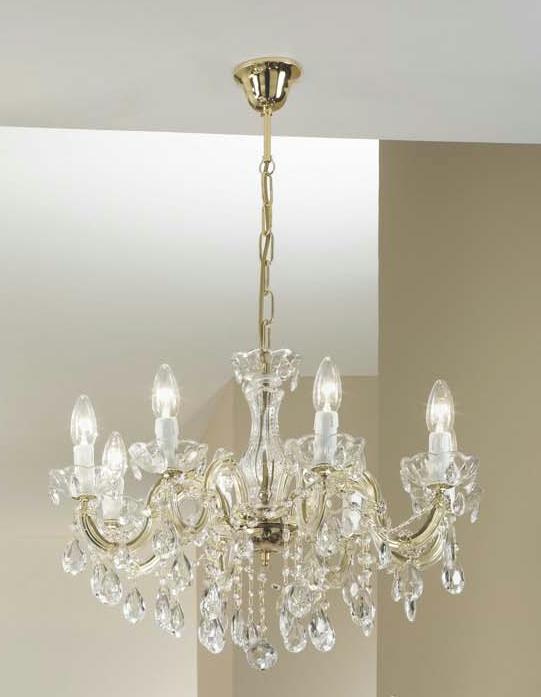 Hängeleuchten von KOLARZ Leuchten Valerie Luster | chandelier Kronleuchter 960.88